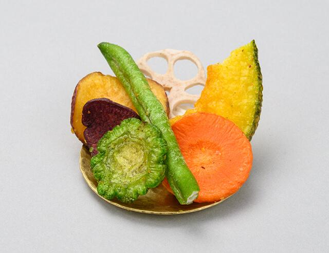 咲朔 – 野菜チップス –